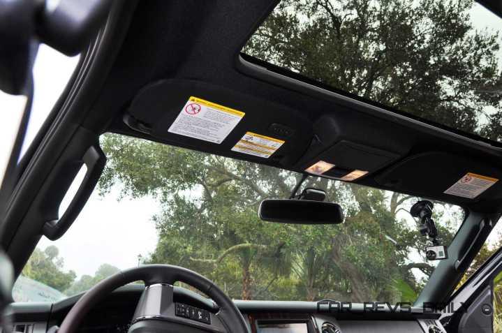 2015 Ford Expedition Platinum EL Interior 11