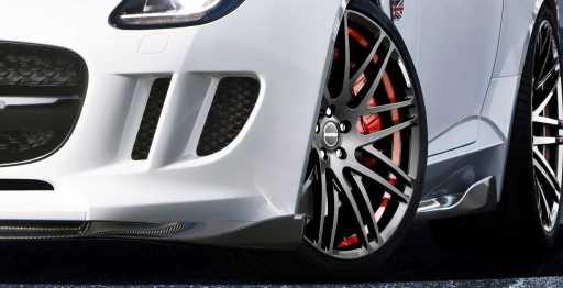 2015 Jaguar F-Type by STARTECH 1