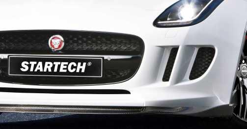 2015 Jaguar F-Type by STARTECH 2