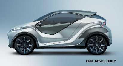 2015 Lexus LF-SA Concept 9
