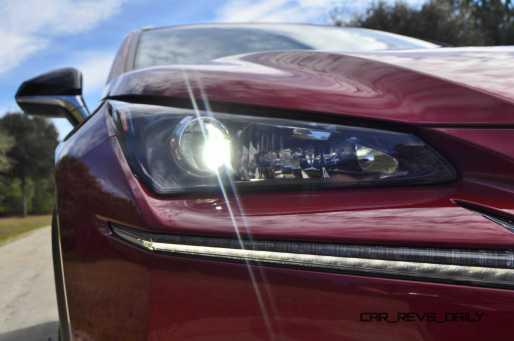 2015 Lexus NX200t F Sport Review 57
