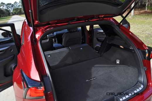 2015 Lexus NX200t Interior 13