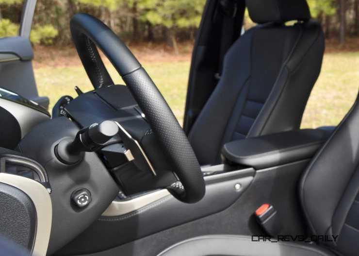 2015 Lexus NX200t Interior 2