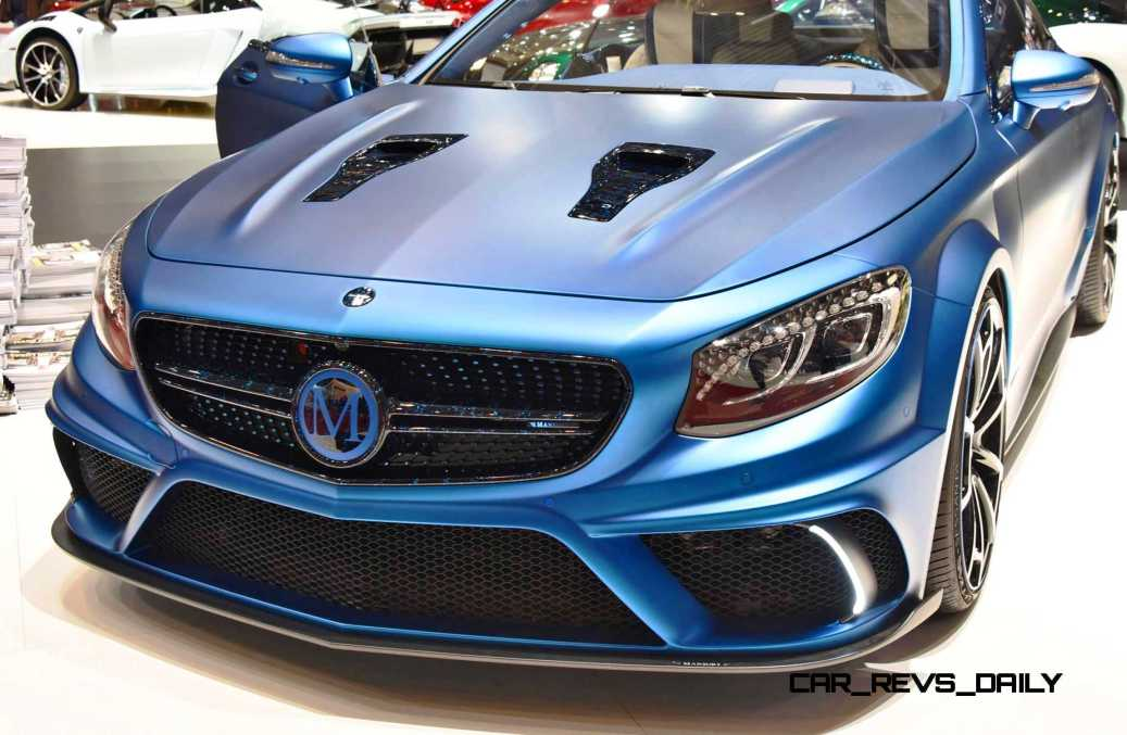 2015 Mansory S63 Coupe 5