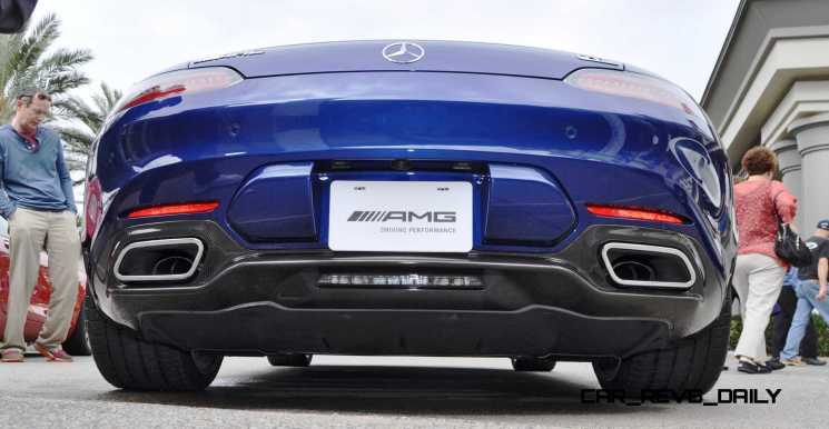 2015 Mercedes-AMG GT-S 19
