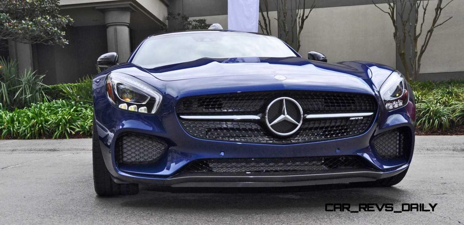 2015 Mercedes-AMG GT-S 33