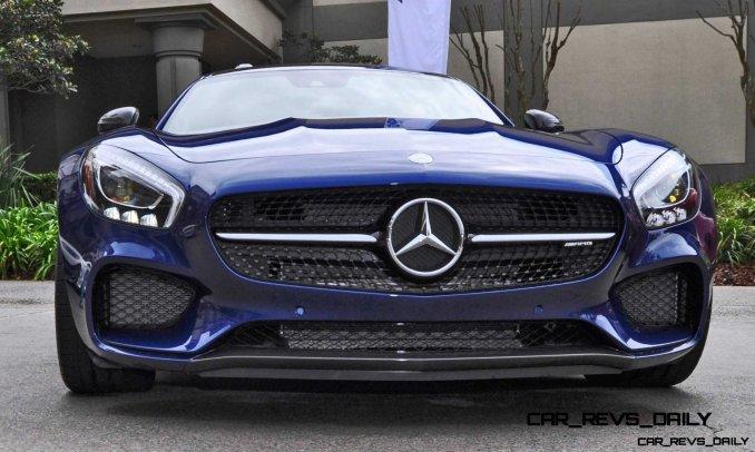 2015 Mercedes-AMG GT-S 34