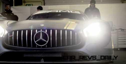 2015 Mercedes-AMG GT3 30
