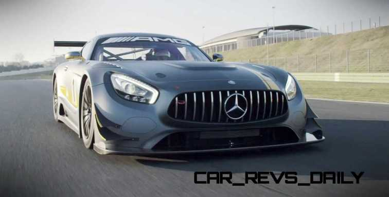 2015 Mercedes-AMG GT3 42