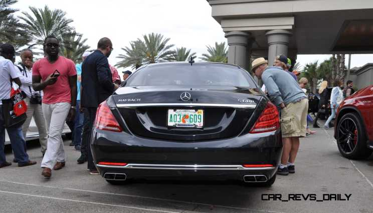 2015 Mercedes-Maybach S600 2