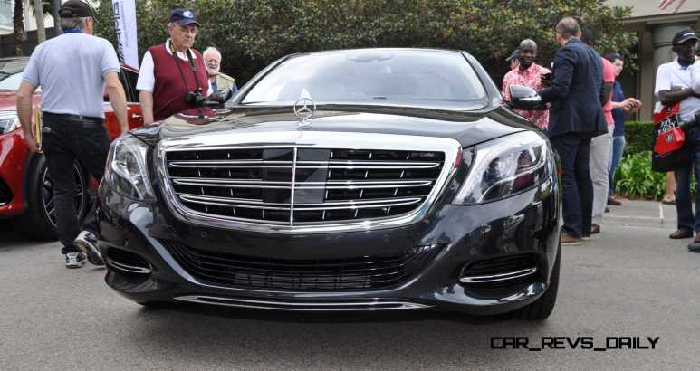 2015 Mercedes-Maybach S600 5