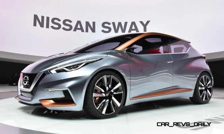 2015 Nissan SWAY Concept 31