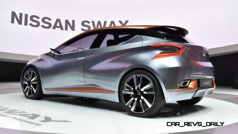 2015 Nissan SWAY Concept 32
