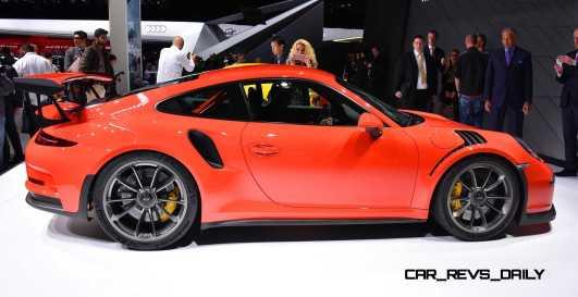 2015 Porsche 911 GT3 RS 4