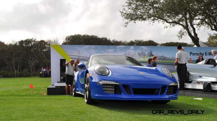 2015 Porsche 911 GTS Club Coupe 16