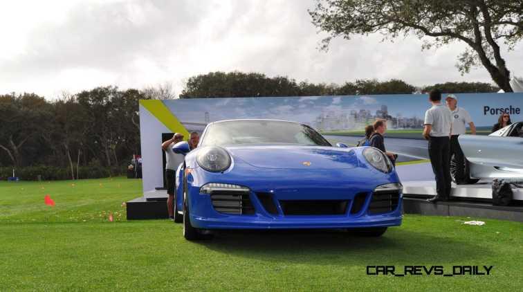 2015 Porsche 911 GTS Club Coupe 17