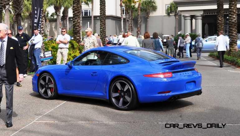 2015 Porsche 911 GTS Club Coupe 2