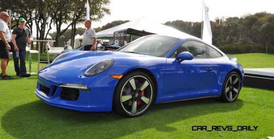 2015 Porsche 911 GTS Club Coupe 28