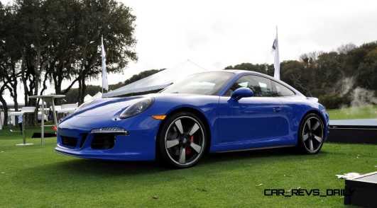 2015 Porsche 911 GTS Club Coupe 55