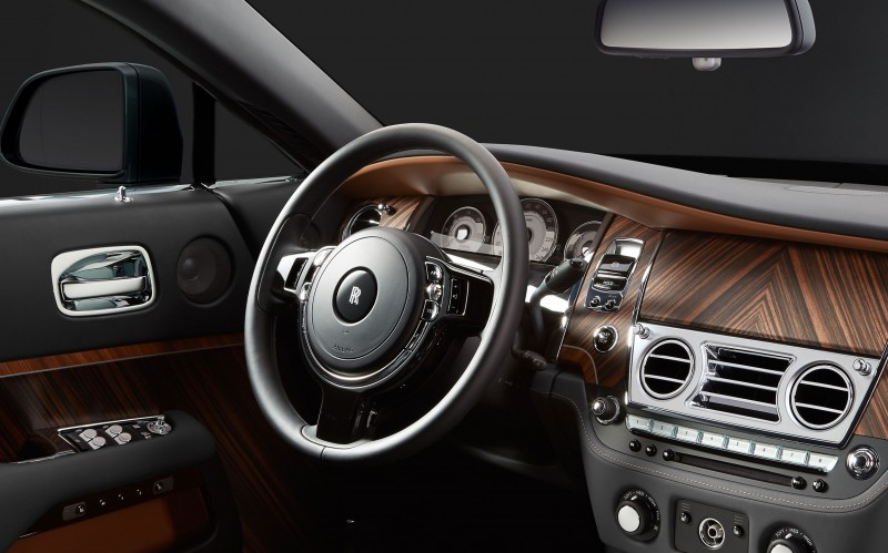 2015 Rolls-Royce WRAITH Inspired by Film Special Edition 6