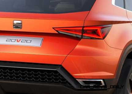 2015 SEAT 20V20 Concept SUV 18