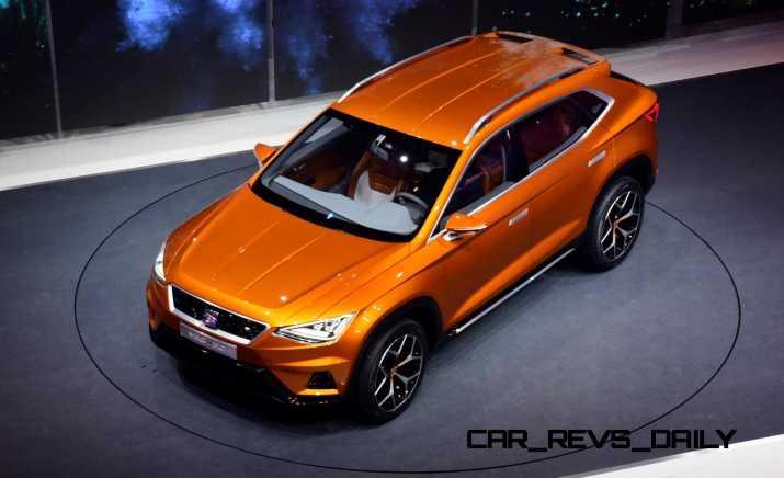 2015 SEAT 20V20 Concept SUV 21