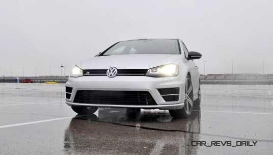 2015 Volkswagen Golf R Review 48