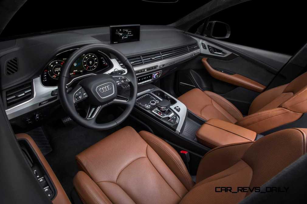 2016 Audi Q7 Interior 8