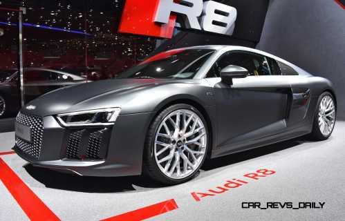 2016 Audi R8 V10 5