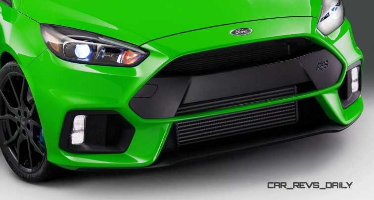 2016 Ford Focus RS - Digital Colorizer 18