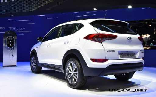 2016 Hyundai Tucson 48-Volt PHEV 6