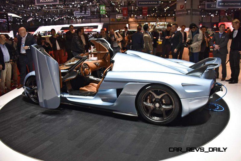 2016 Koenigsegg REGERA 12