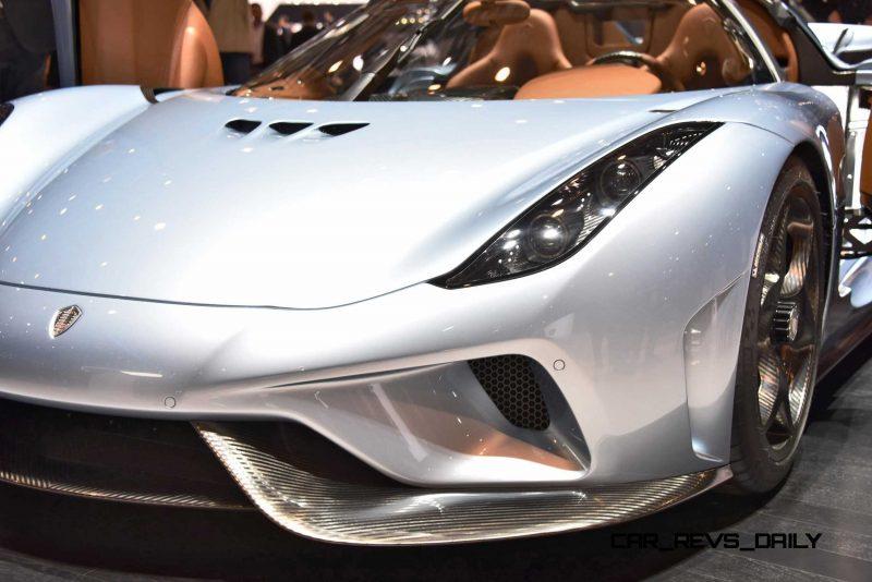 2016 Koenigsegg REGERA 18