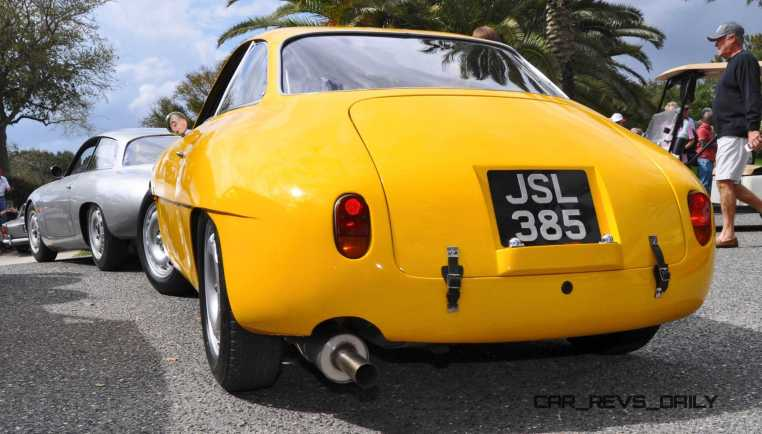 Amelia 2015 Highlights - 1962 Alfa Romeo Giulietta SZ 14