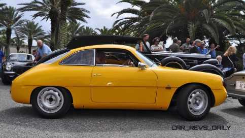 Amelia 2015 Highlights - 1962 Alfa Romeo Giulietta SZ 20