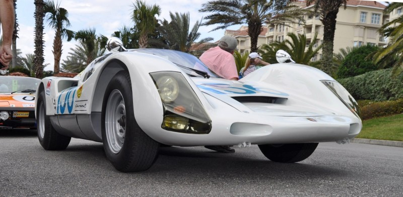 Amelia Island 2015 - 1966 Porsche 906 Carrera 6  10