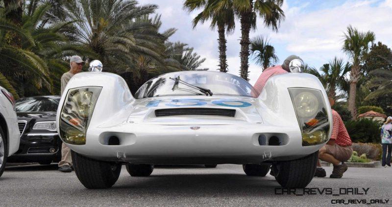 Amelia Island 2015 - 1966 Porsche 906 Carrera 6  16