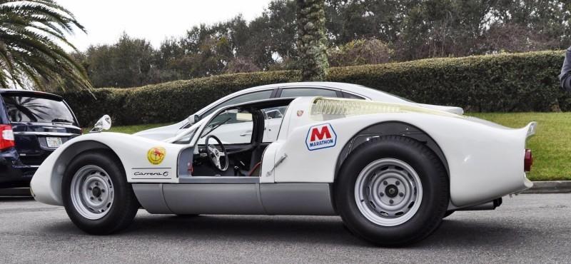 Amelia Island 2015 - 1966 Porsche 906 Carrera 6  35