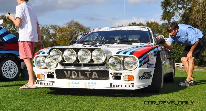 Amelia Island 2015 - 1983 Lancia 037 1