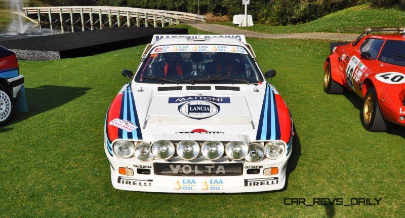 Amelia Island 2015 - 1983 Lancia 037 10