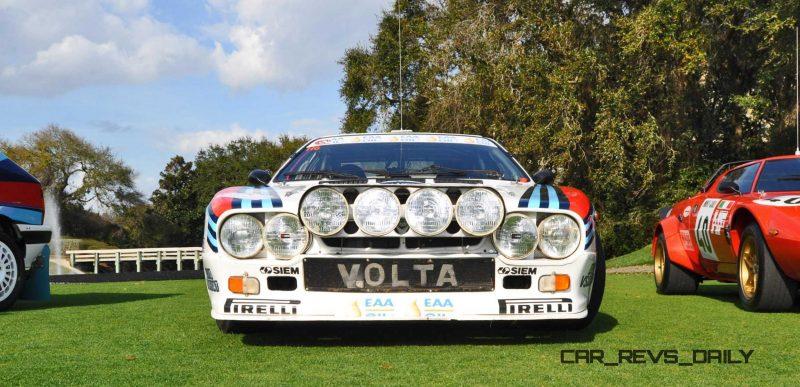 Amelia Island 2015 - 1983 Lancia 037 5
