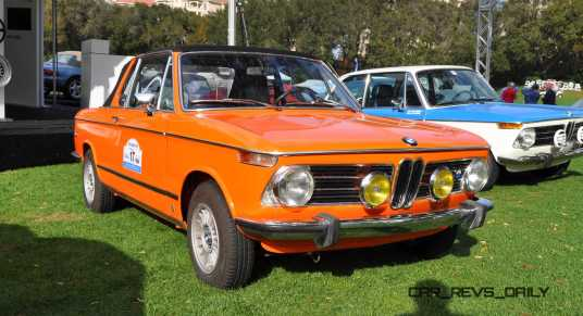 Amelia Island 2015 - BMW Brings 507, M1, CSL and tii To Join 2015 X5 M and 2015 650i M Sport 23