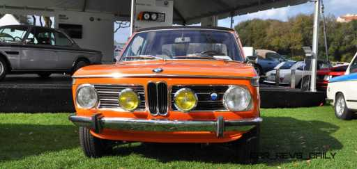 Amelia Island 2015 - BMW Brings 507, M1, CSL and tii To Join 2015 X5 M and 2015 650i M Sport 29