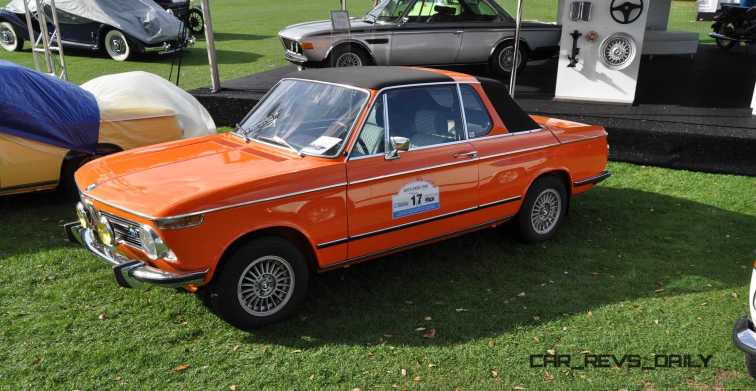 Amelia Island 2015 - BMW Brings 507, M1, CSL and tii To Join 2015 X5 M and 2015 650i M Sport 34