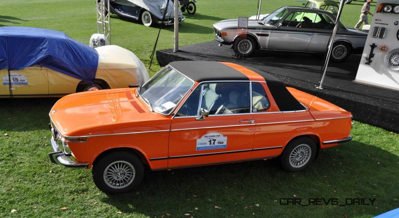 Amelia Island 2015 - BMW Brings 507, M1, CSL and tii To Join 2015 X5 M and 2015 650i M Sport 36