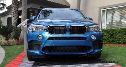 Amelia Island 2015 - BMW Brings 507, M1, CSL and tii To Join 2015 X5 M and 2015 650i M Sport 52