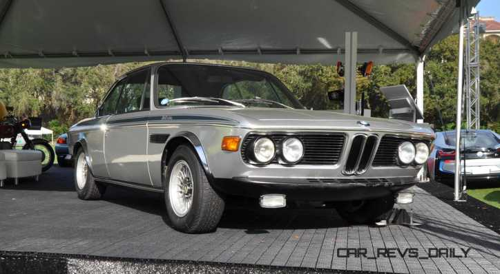Amelia Island 2015 - BMW Brings 507, M1, CSL and tii To Join 2015 X5 M and 2015 650i M Sport 6