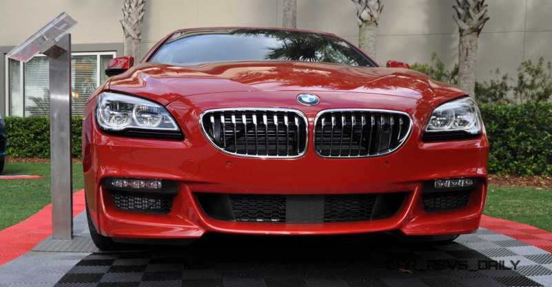 Amelia Island 2015 - BMW Brings 507, M1, CSL and tii To Join 2015 X5 M and 2015 650i M Sport 67