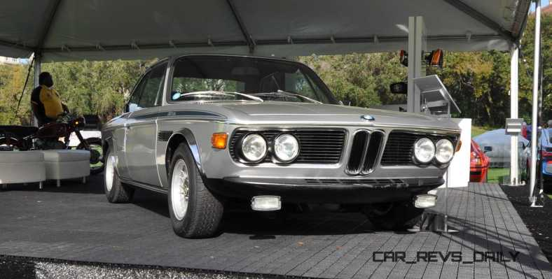 Amelia Island 2015 - BMW Brings 507, M1, CSL and tii To Join 2015 X5 M and 2015 650i M Sport 7