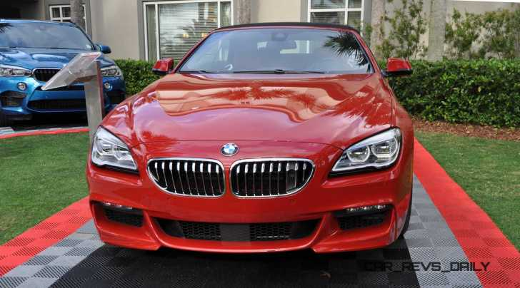 Amelia Island 2015 - BMW Brings 507, M1, CSL and tii To Join 2015 X5 M and 2015 650i M Sport 74